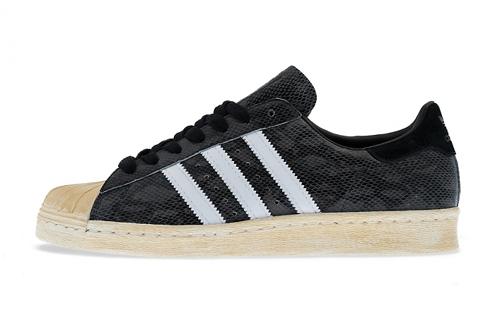 Image of adidas Originals 2013 Fall/Winter Superstar 80s Snakeskin