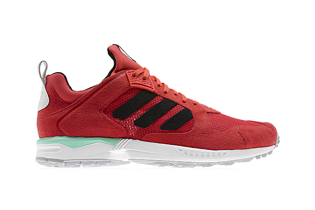 Image of adidas Originals ZX5000 RSPN 80/90/00 Highless Red/Black/Lite Onyx