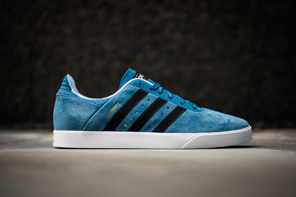 Image of adidas Skateboarding Busenitz ADV Stone Blue