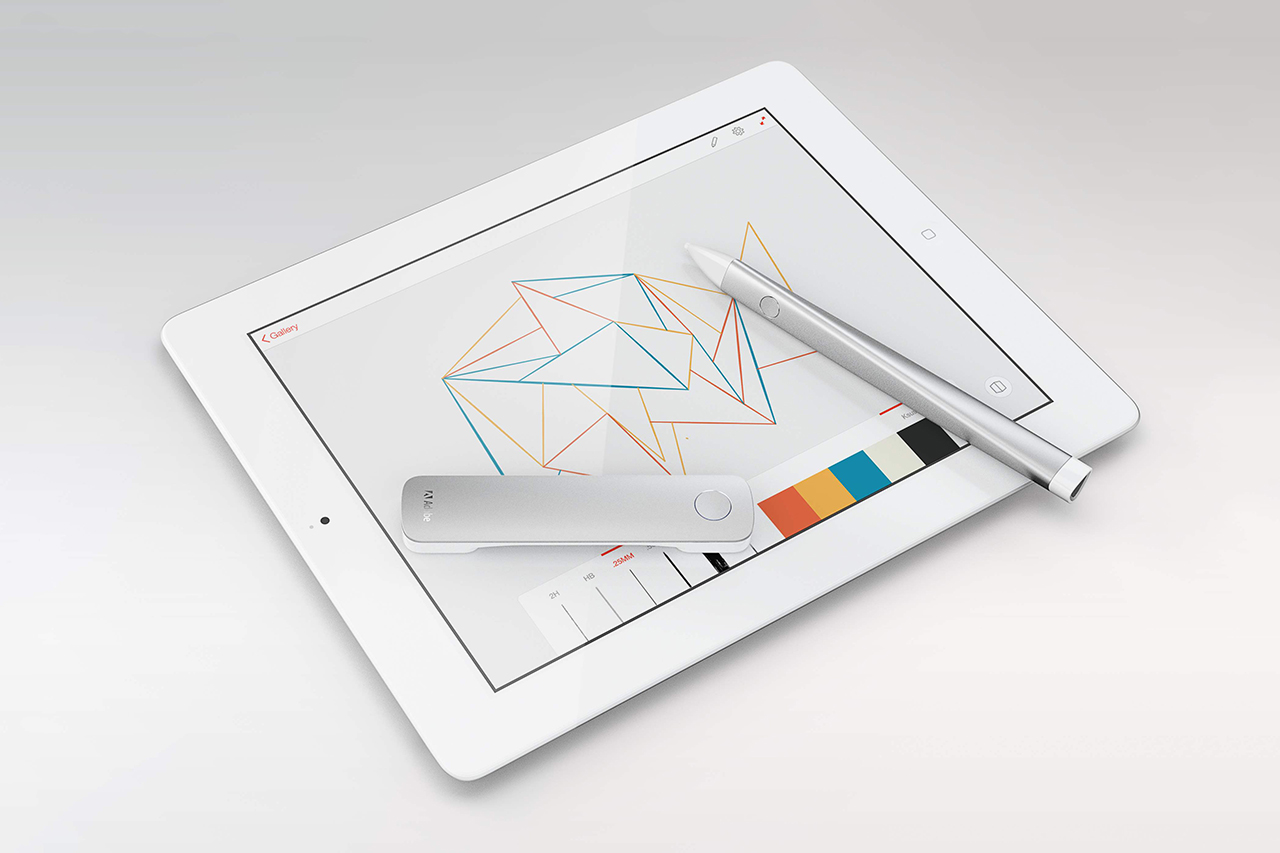 Image of Adobe's Mighty Pen and Napoleon Ruler Will Be Available in 2014