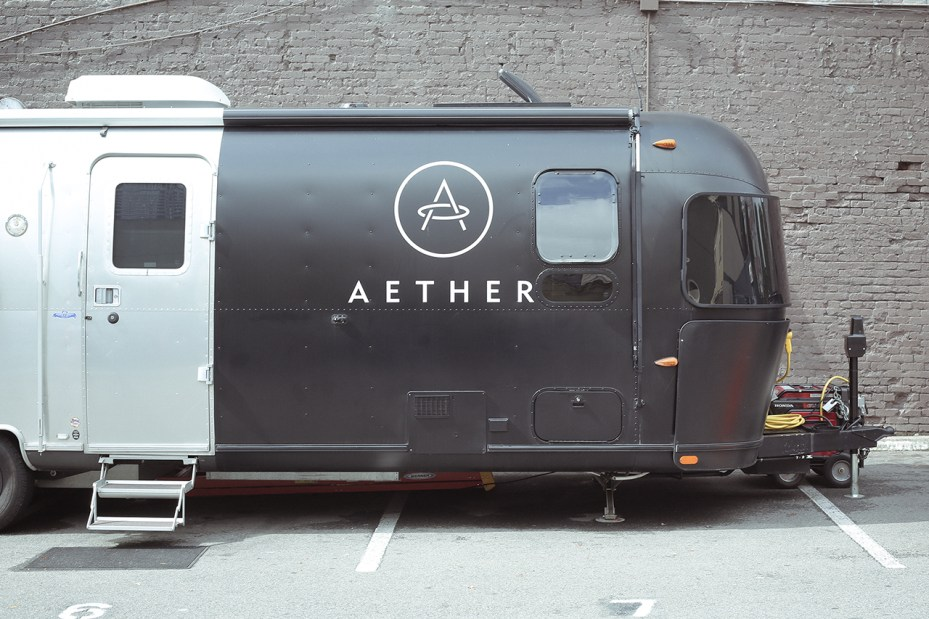 Image of AETHERstream Seattle Pop-Up Shop