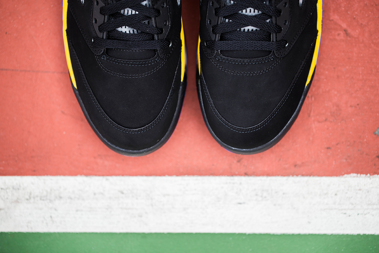 "Image of Air Jordan 5 ""Shanghai Shen"""