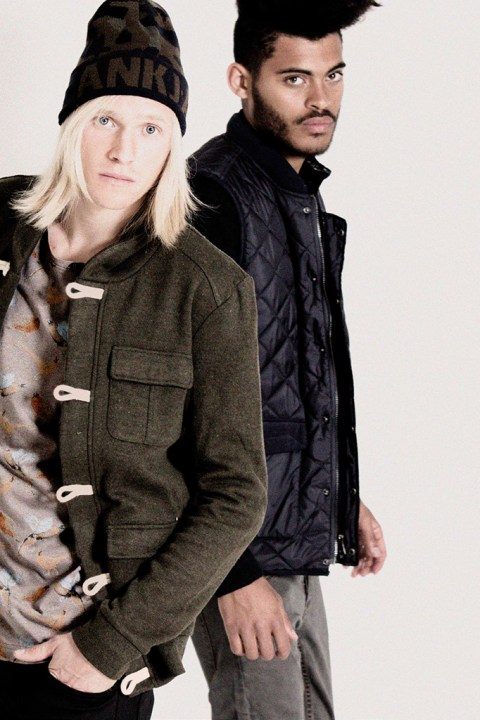 Image of Anerkjendt 2013 Fall/Winter Lookbook