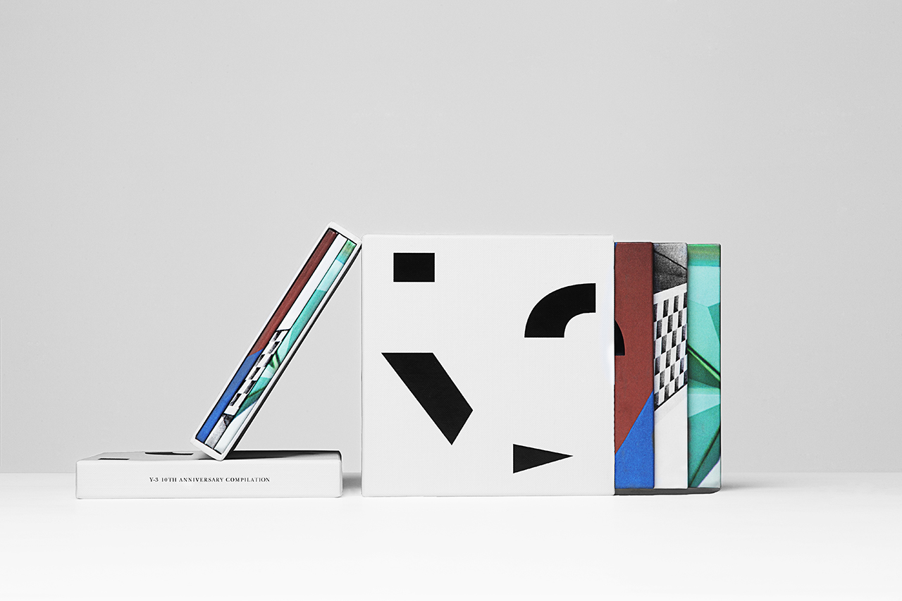 Image of Y-3 10-Year Anniversary Compilation Box Set