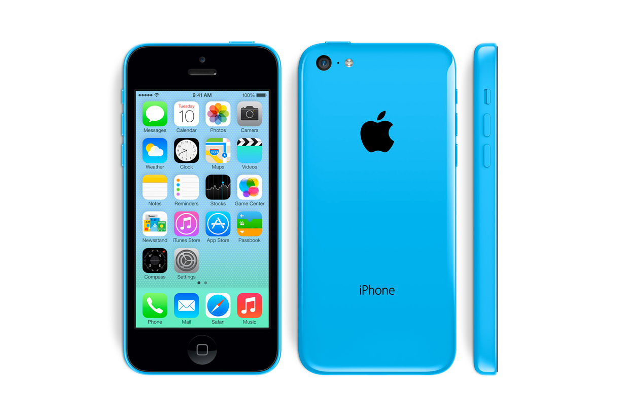 Image of Apple iPhone 5c