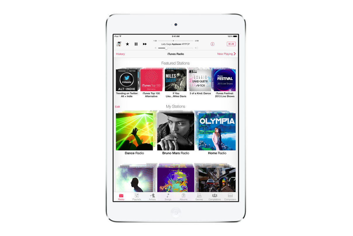 Image of Apple Launches iTunes Radio