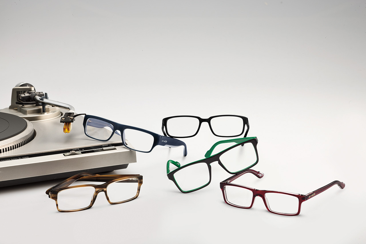 Image of Arnette 2013 Fall/Winter Rx Optical Collection