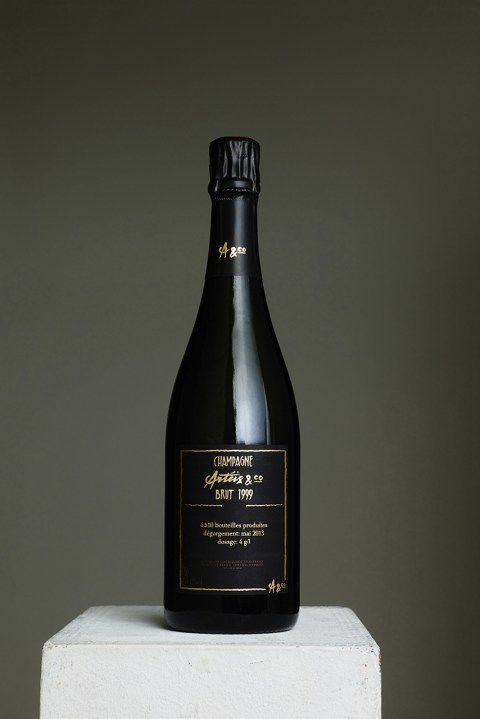 Image of Artéis & Co Champagne Designed by Andre Saraiva