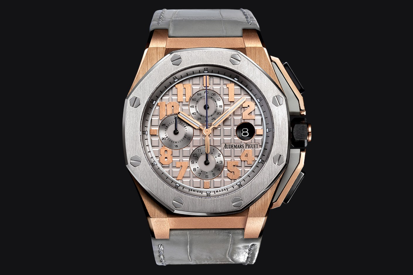 Image of Audemars Piguet Royal Oak Offshore Chronograph LeBron James