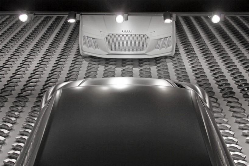 Image of Audi Design Wall @ Pinakothek der Moderne
