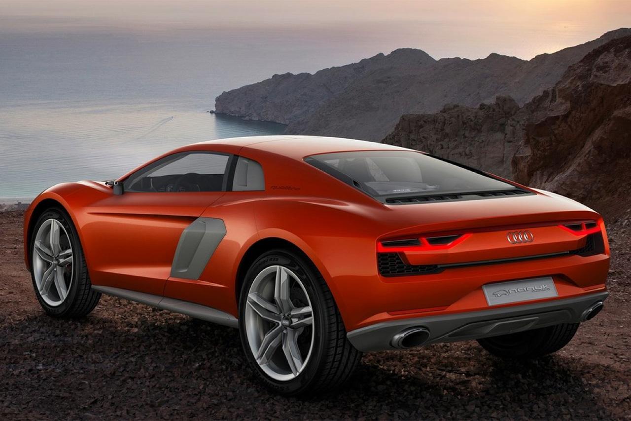 Image of Audi Nanuk Quattro Concept