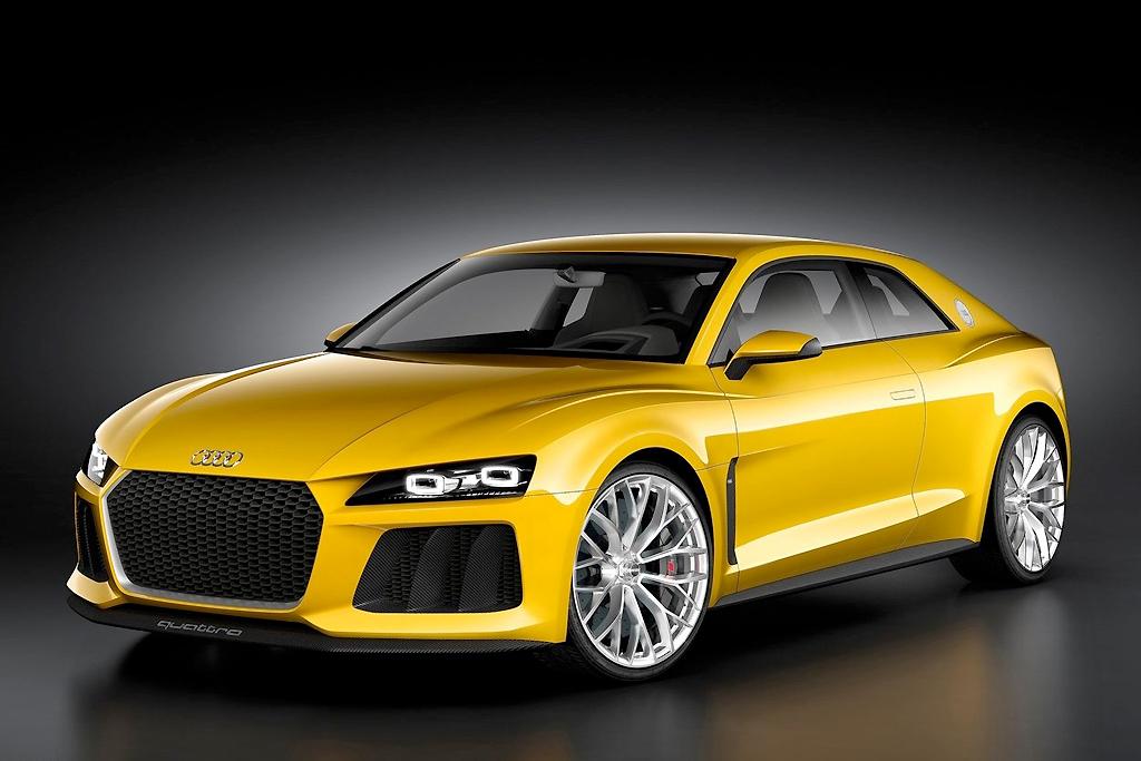 Image of Audi Sport Quattro Concept