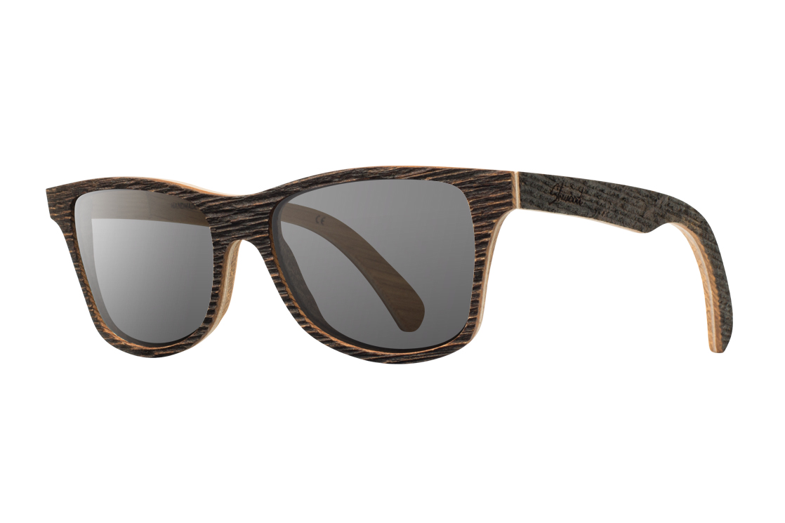 "Image of Shwood ""Salvaged Series"" Canby Sunglasses"