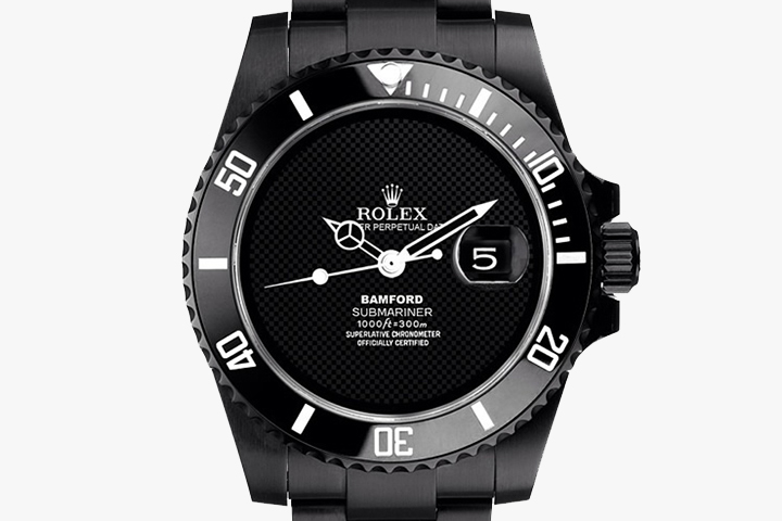 Image of Bamford Watch Department Rolex Submariner Ceramic Date Spirit Preview