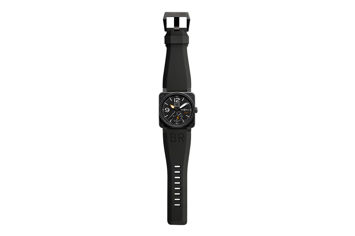 Image of Bell & Ross BR03 GMT