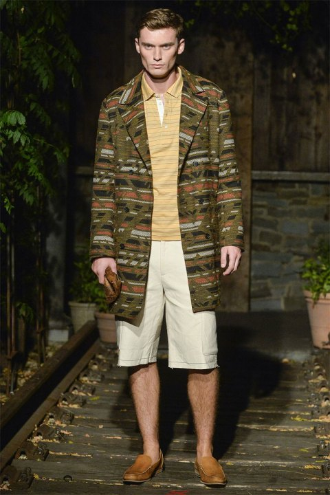 Image of Billy Reid 2014 Spring/Summer Collection