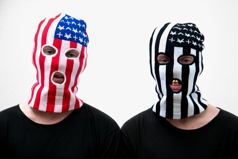 "Image of Black Scale x FRESH.i.AM ""SOMEWHERE IN AMERICA"" Lookbook"