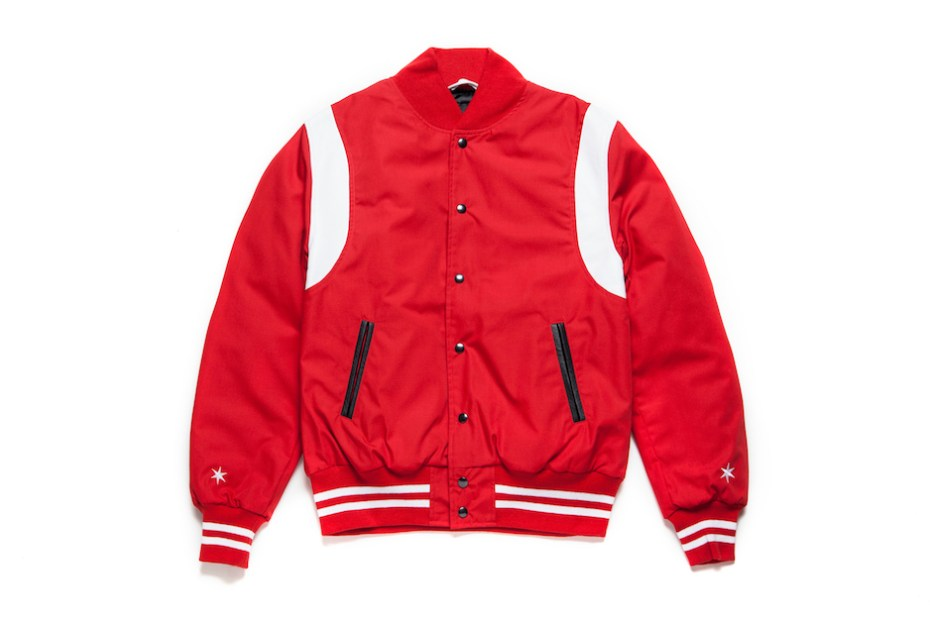 Image of Black Scale x Golden Bear 2013 Fall Varsity Jacket