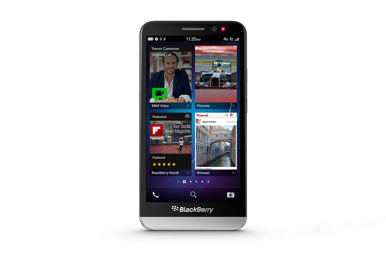 Image of BlackBerry Z30