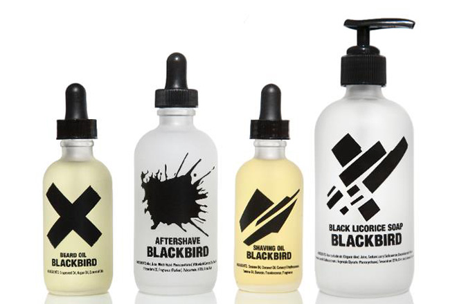 Image of BLACKBIRD 2013 Fall Shaving & Soap Products