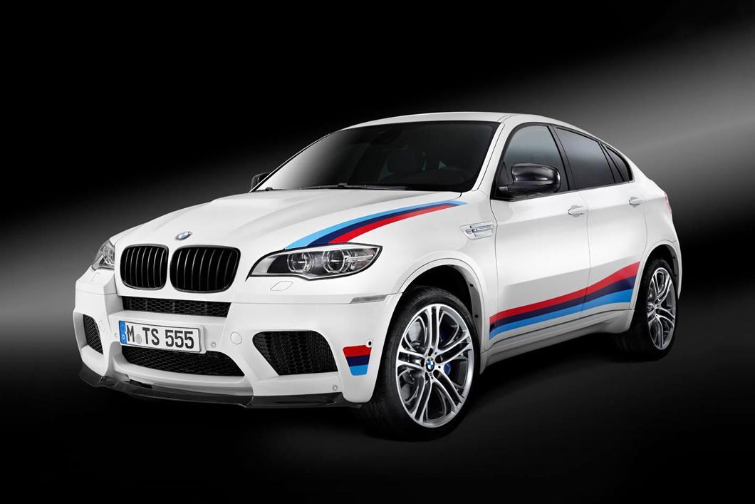 Image of BMW X6 M Design Edition