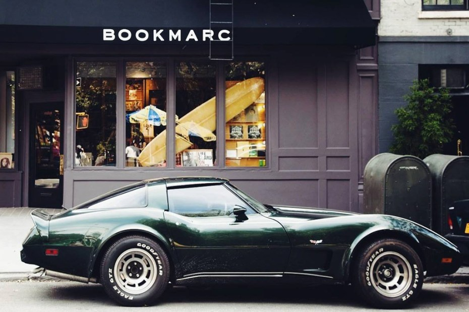 Image of BOOKMARC Tokyo by Marc Jacobs