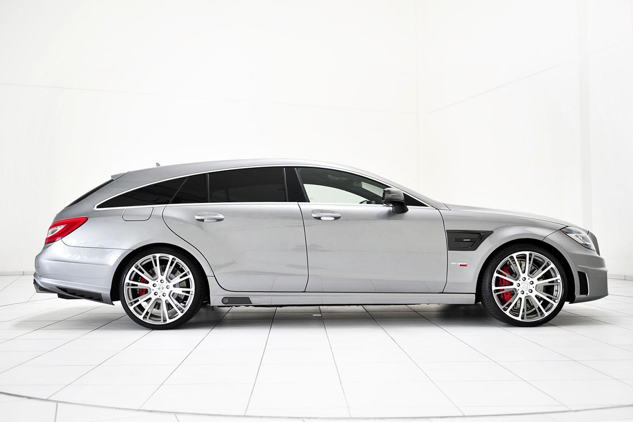 Image of Brabus Announces the 850 Shooting Brake 6.0 Biturbo 4MATIC