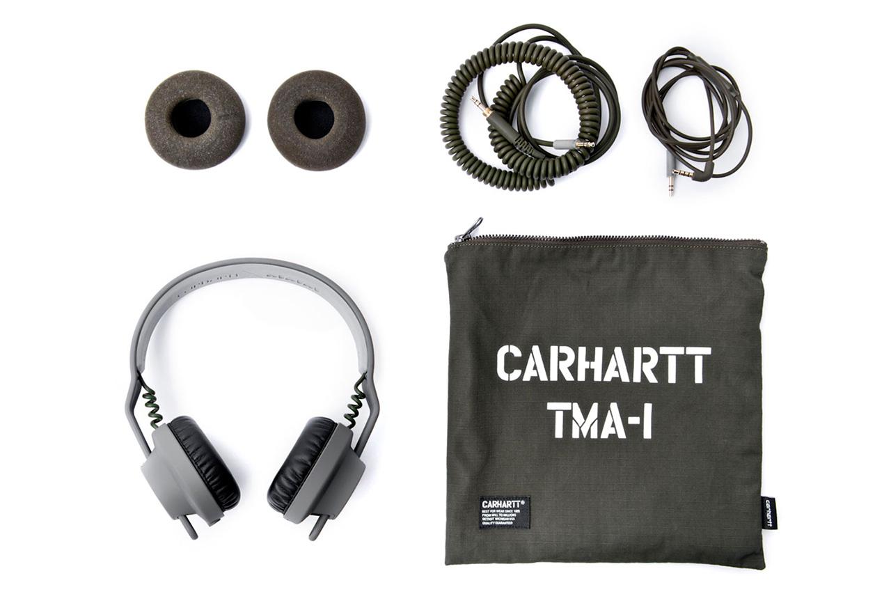 Image of Carhartt WIP x AIAIAI 2013 Fall/Winter TMA-1 Headphones