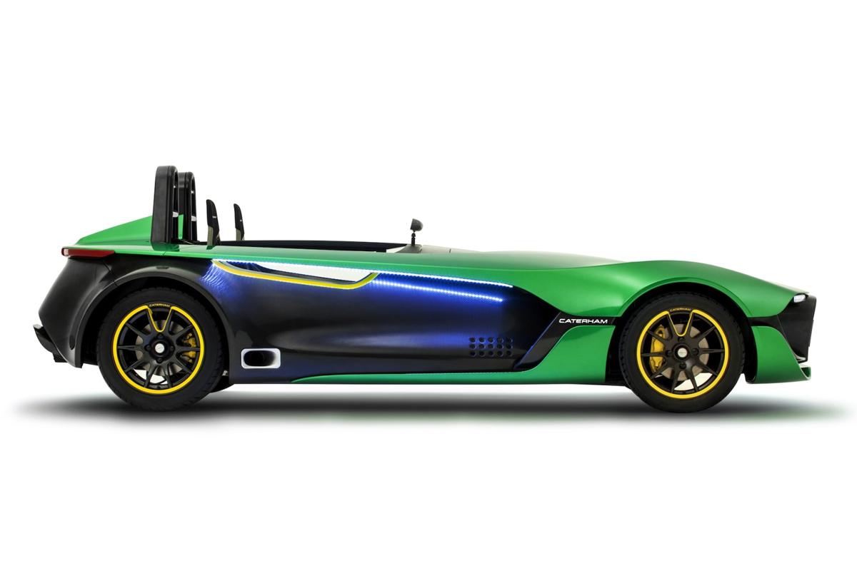 Image of Caterham AeroSeven Concept