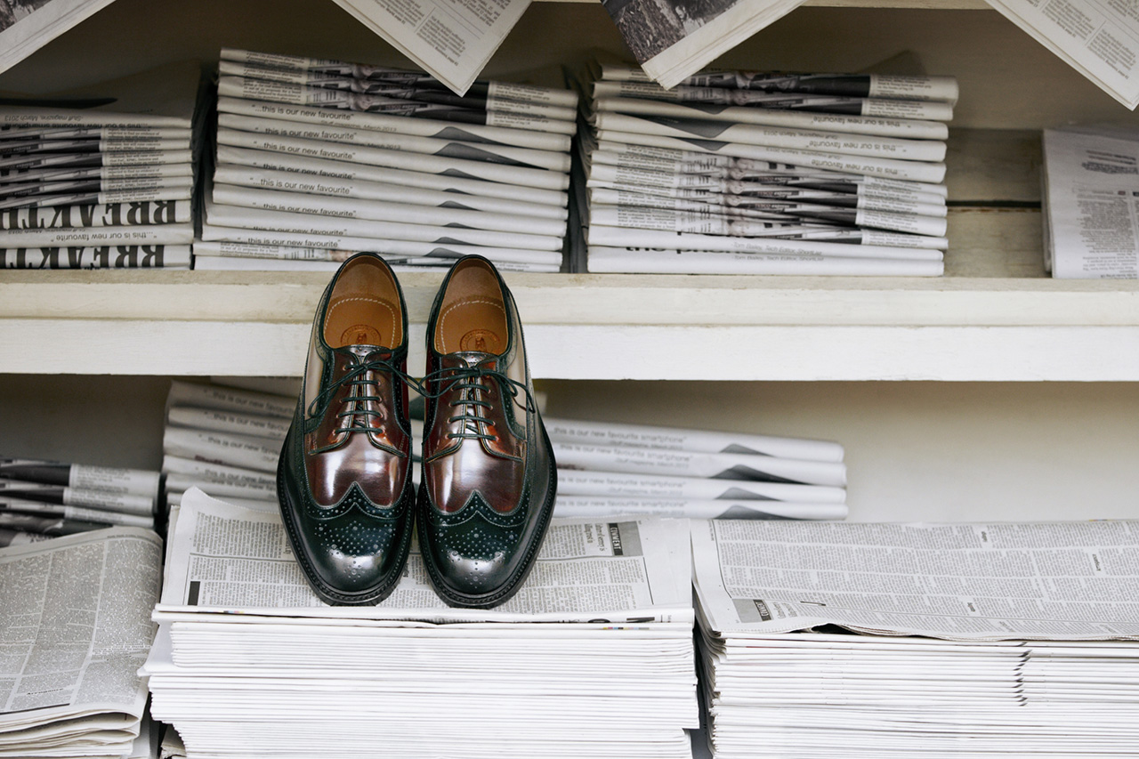 Image of Clarks 2013 Fall/Winter Edward Limit Brogues