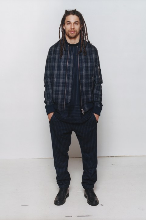 "Image of Clothsurgeon 2013 Fall/Winter ""NEW JACK CITY"" Lookbook"