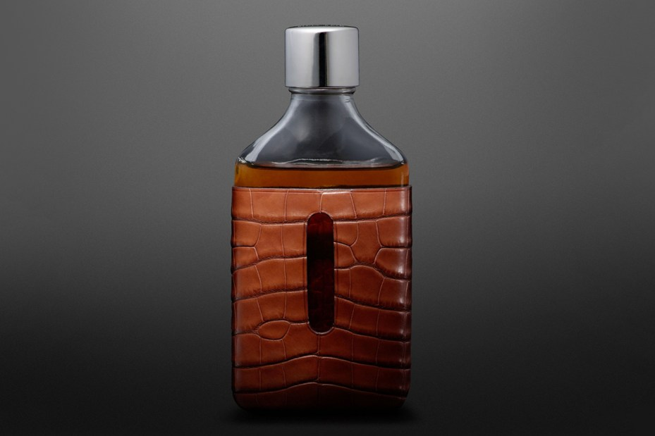 Image of Coach x Billy Reid Whiskey Flasks