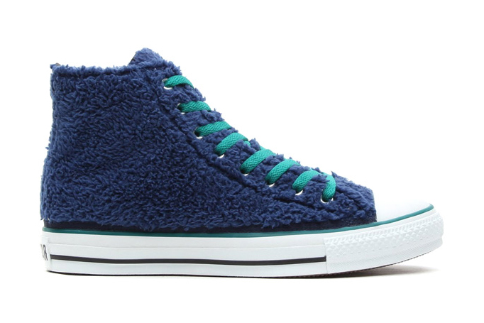 "Image of Converse Japan 2013 Fall/Winter Chuck Taylor All Star ""Fleece"""