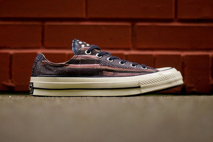 "Image of Converse First String 1970s Chuck Taylor Ox ""Eclipse"""