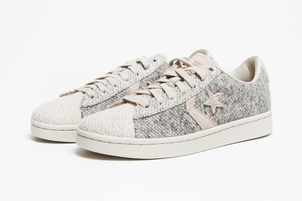 "Image of Converse First String Pro Leather Ox ""Japanese Terry"""