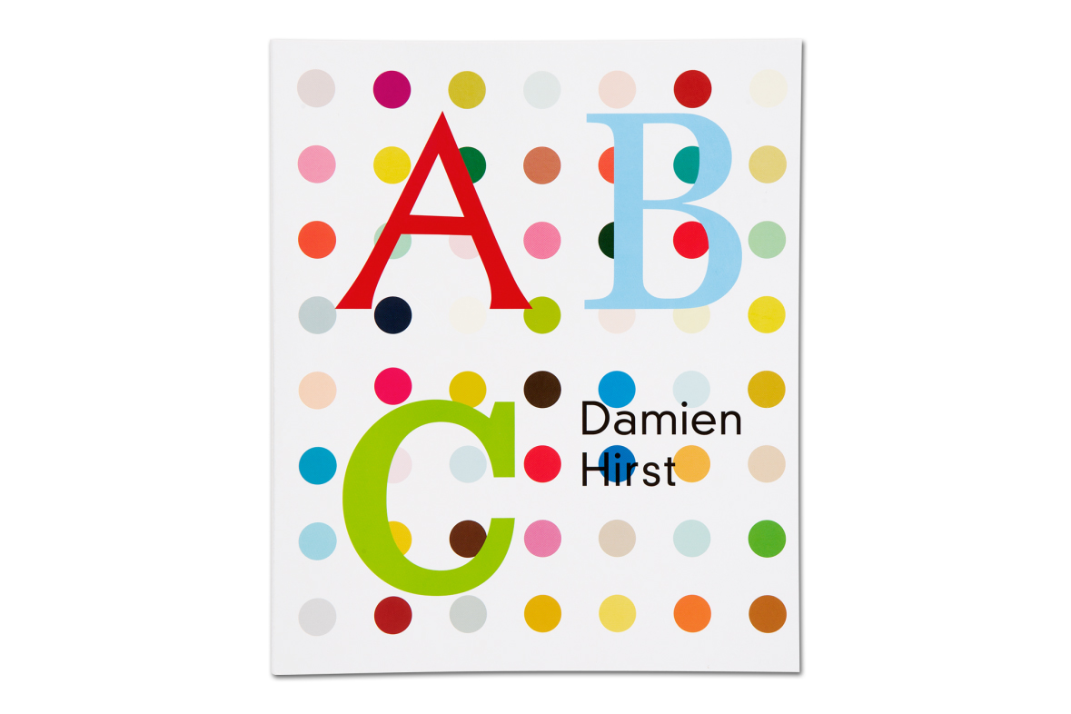 Image of Damien Hirst 'ABC' Book