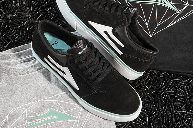 Image of Diamond Supply Co. x Lakai Griffin Pack