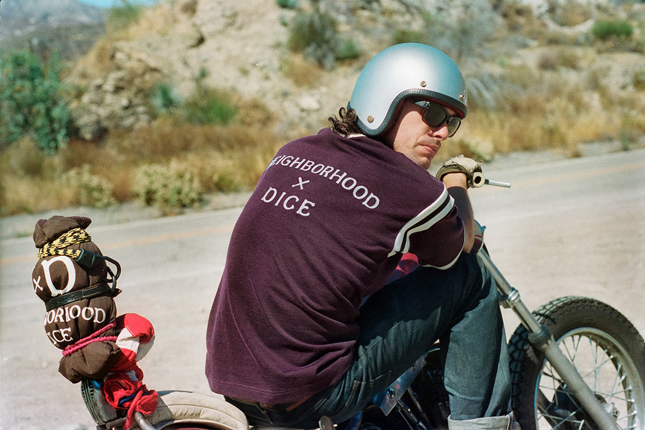 Image of DicE Magazine x NEIGHBORHOOD 2013 Fall/Winter Lookbook