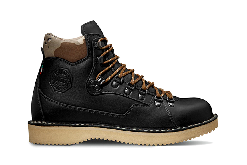 Image of Diemme x Vans Vault 2013 Fall/Winter Buffalo Boot LX
