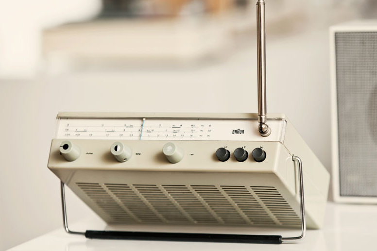 Image of Dieter Rams 'das programm' @ Paul Smith No. 9 Albemarle Street