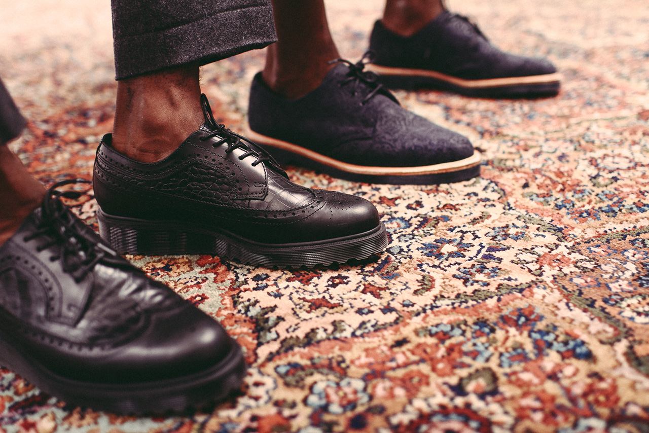 Image of Dr. Martens Presents #STANDFORSOMETHING with Street Etiquette