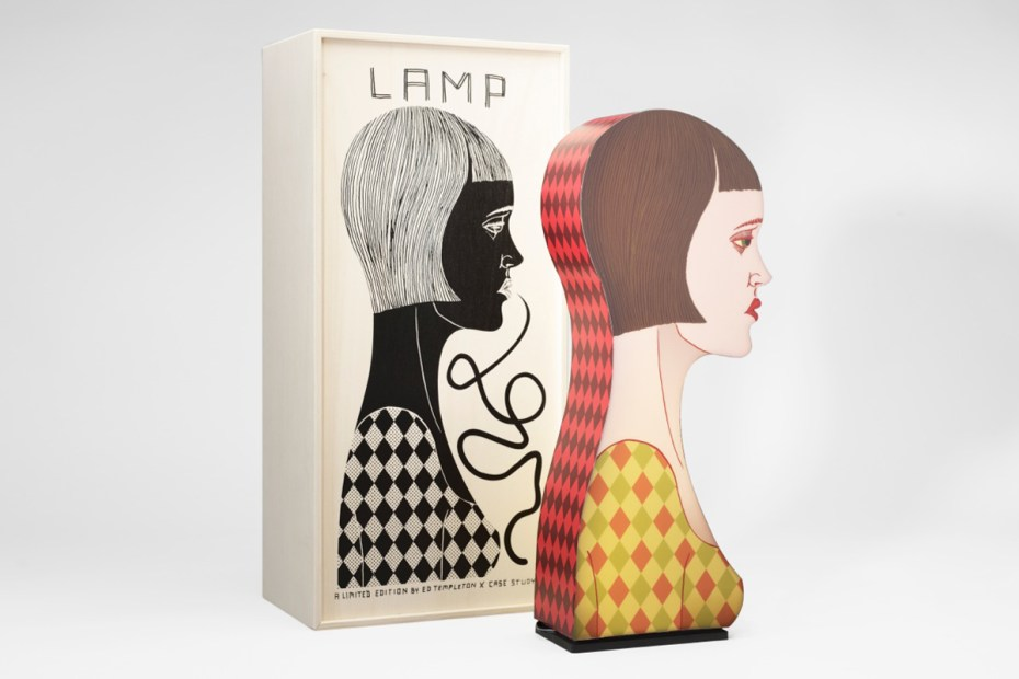 "Image of Ed Templeton x Case Studyo ""LAMP"""
