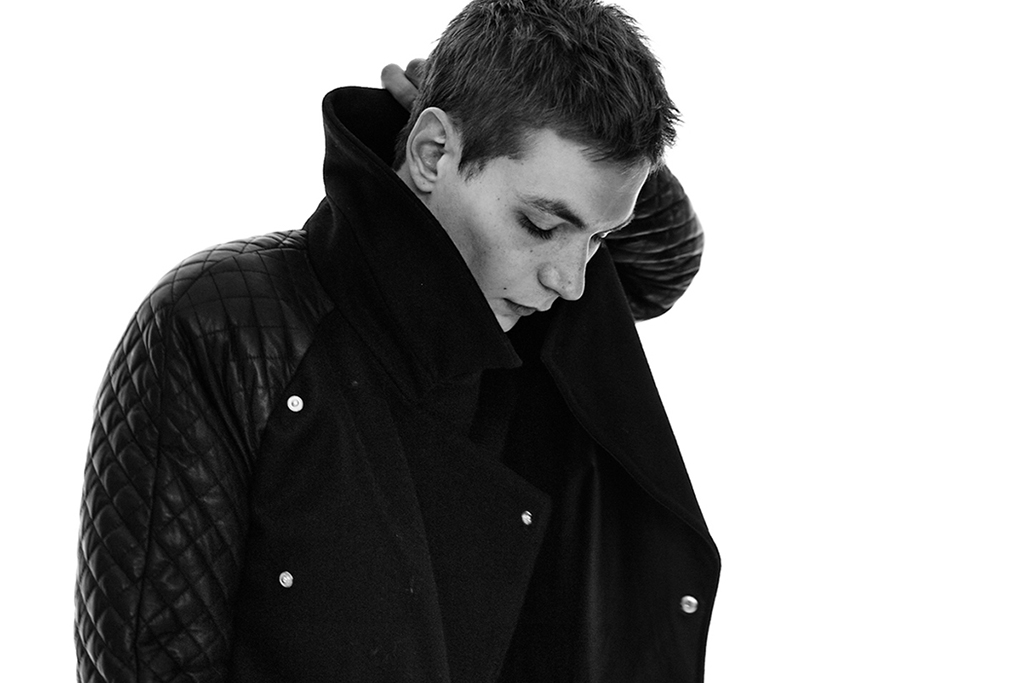Image of En Noir 2013 Fall/Winter Lookbook