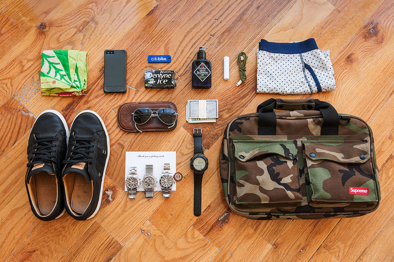 Image of Essentials: Ryan Babenzien of GREATS