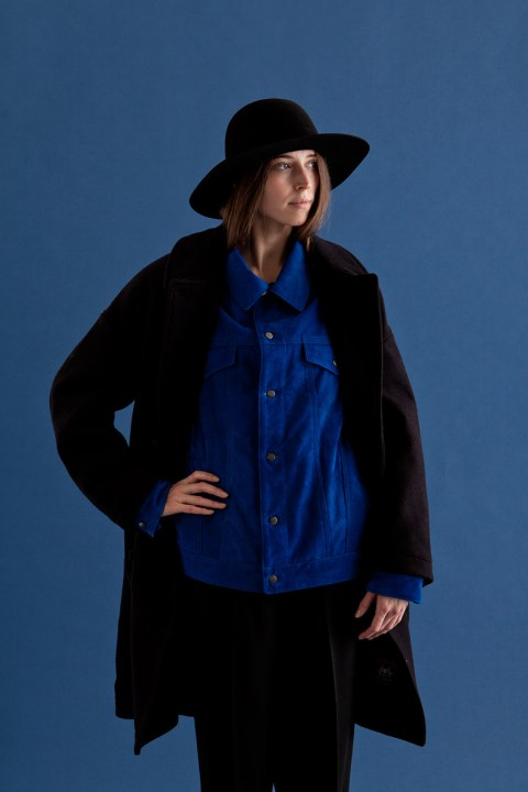 "Image of Etudes 2013 Fall/Winter ""Out Of The Blue"" Lookbook"