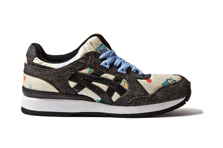 "Image of Extra Butter x ASICS ""Death List 5"" Collection Preview"
