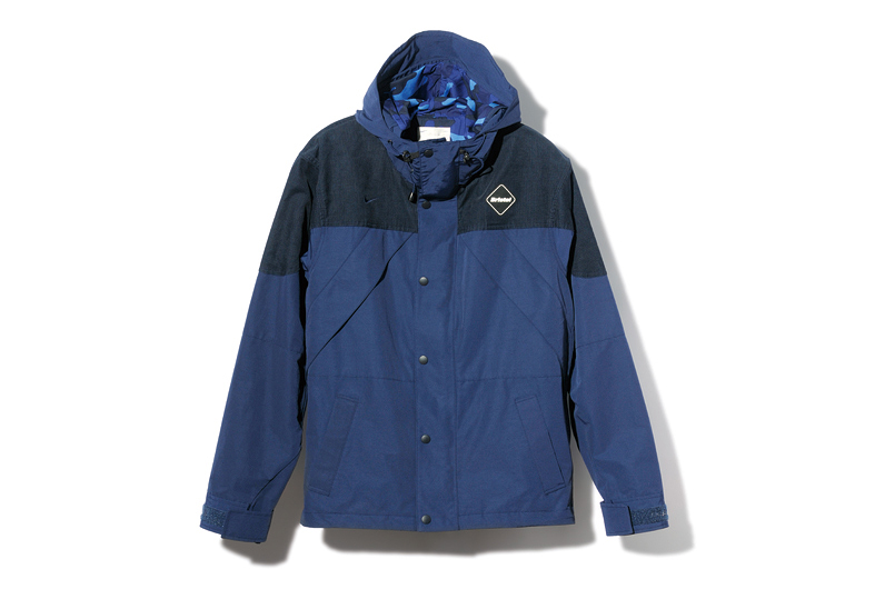 Image of F.C.R.B. 2013 Fall/Winter FABRIC MIX MOUNTAIN PARKA