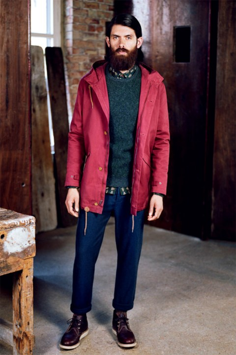 "Image of Farah 2013 Fall/Winter ""1920"" Collection"
