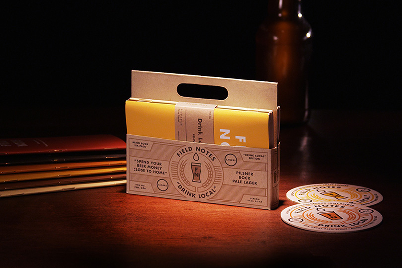 """Image of Field Notes """"Drink Local"""" Edition"""