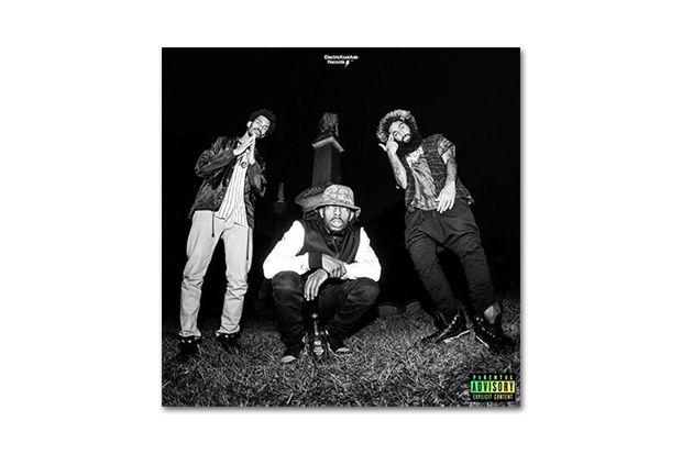 Image of Flatbush ZOMBiES – BetterOffDEAD (Mixtape)
